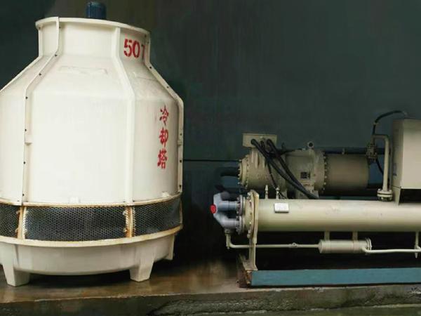 制冰機冷卻系統